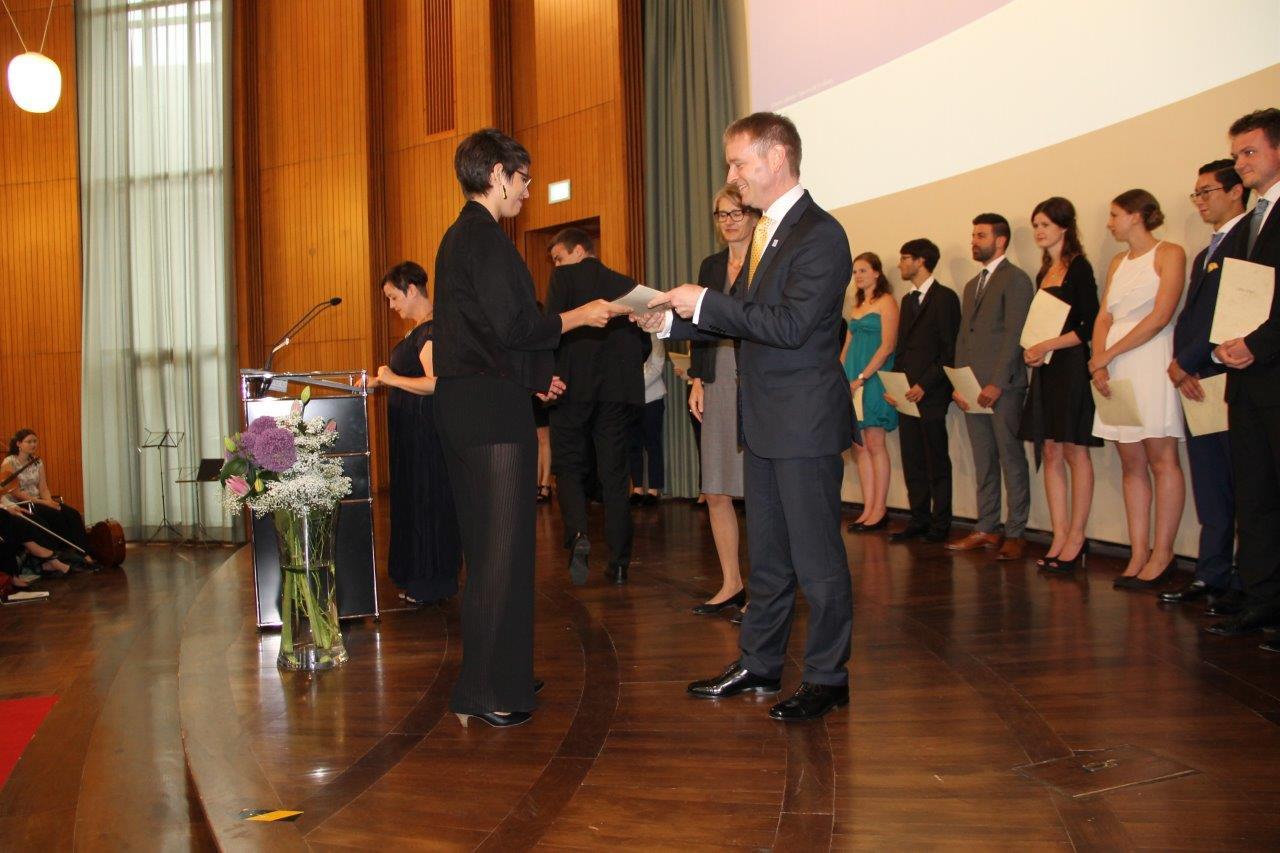 Absolventenfeier SoSe 2016 100