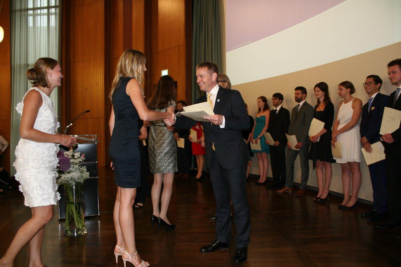 Absolventenfeier SoSe 2016 107