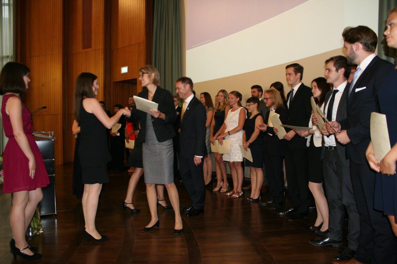 Absolventenfeier SoSe 2016 126