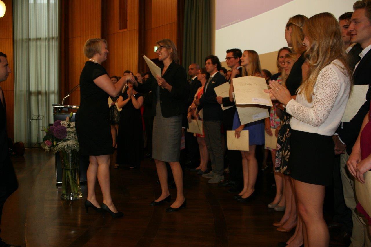 Absolventenfeier SoSe 2016 199