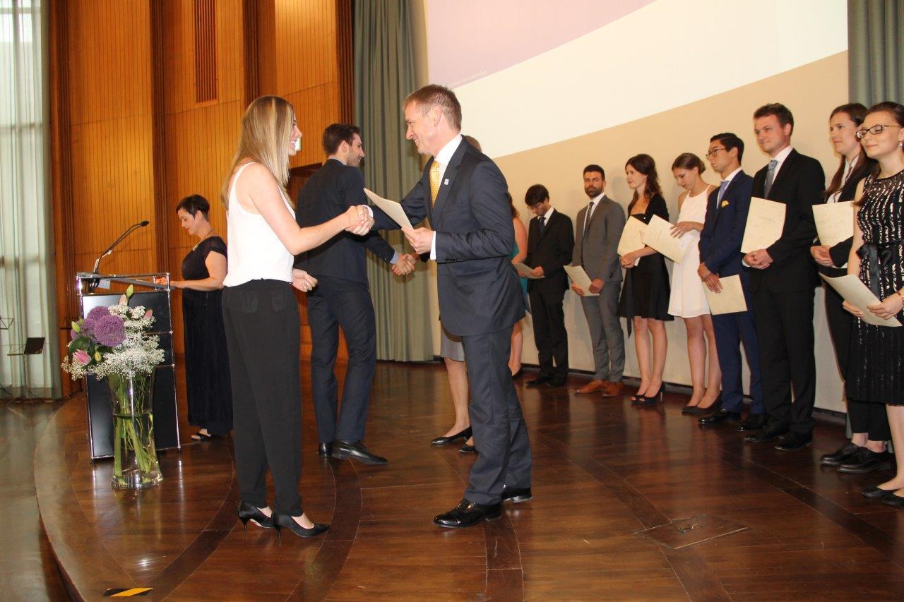 Absolventenfeier SoSe 2016 92