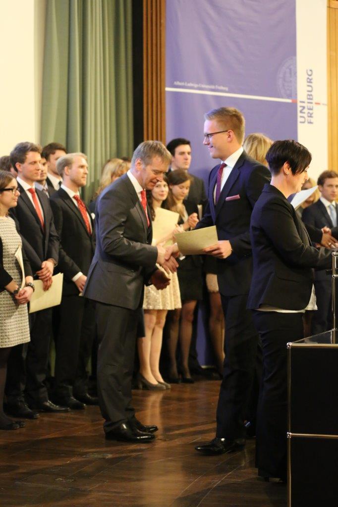 Absolventenfeier 2015 86