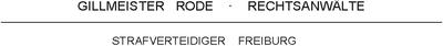 Logo Gillmeister_Rode