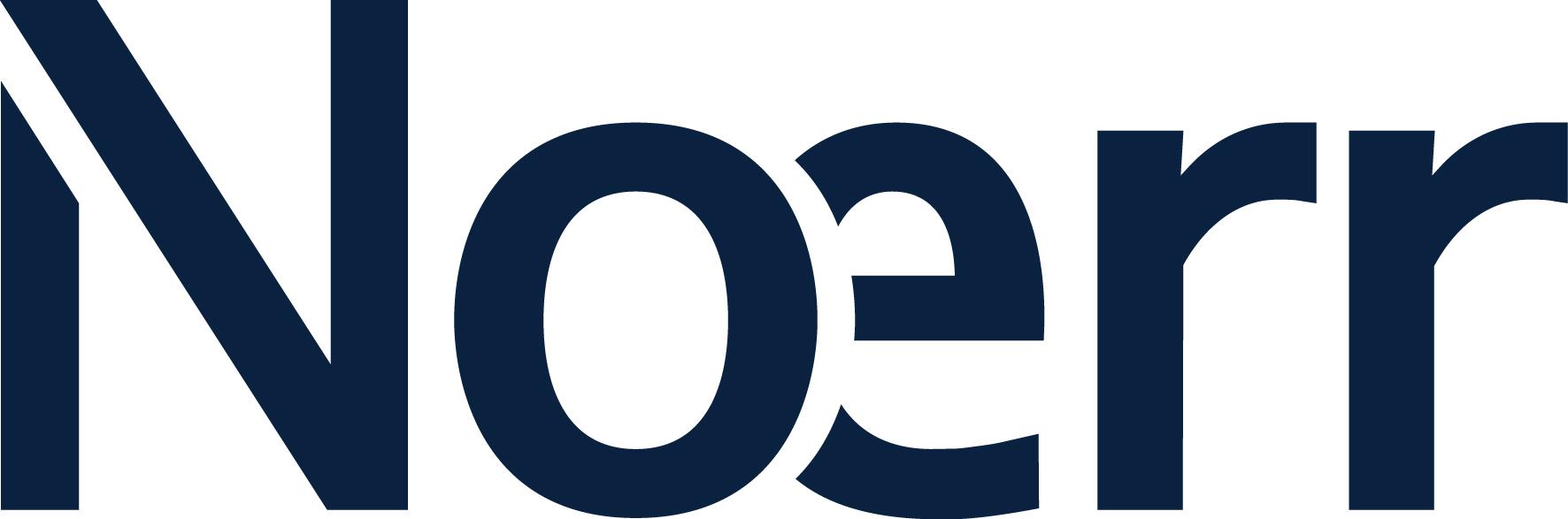 Logo Noerr