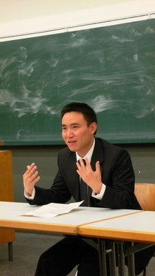 Prof. Dr. Chi Manjiao