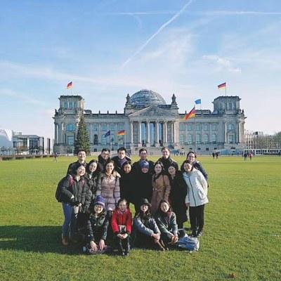 Seminarwoche Berlin 2017