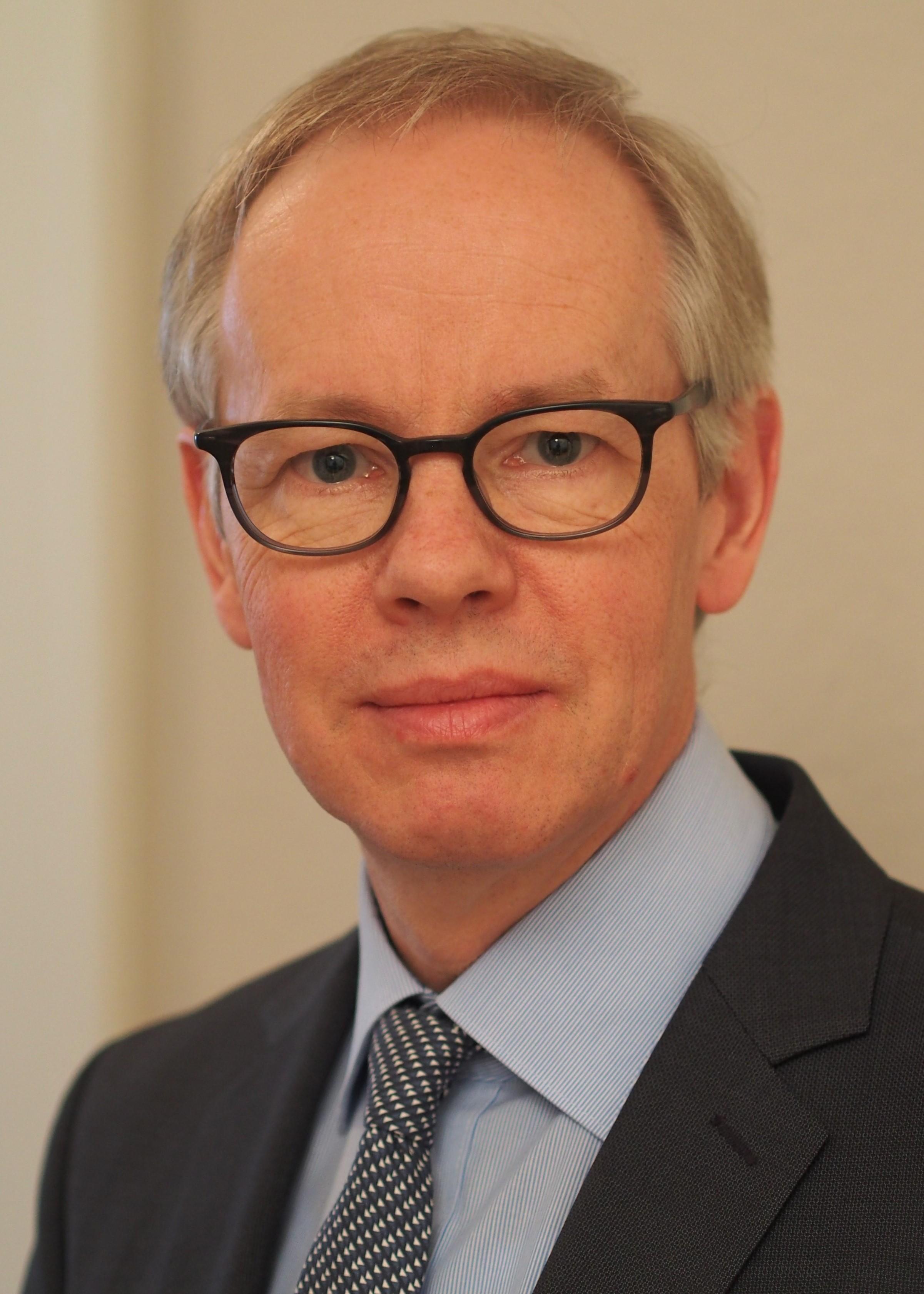Portrait Prof. Schneider