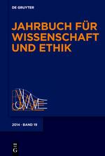 Jahrbuch für Wissenschaft und Ethik, Band 20, 2015