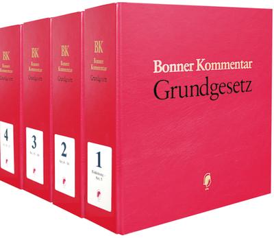 Bonner Kommentar Cover