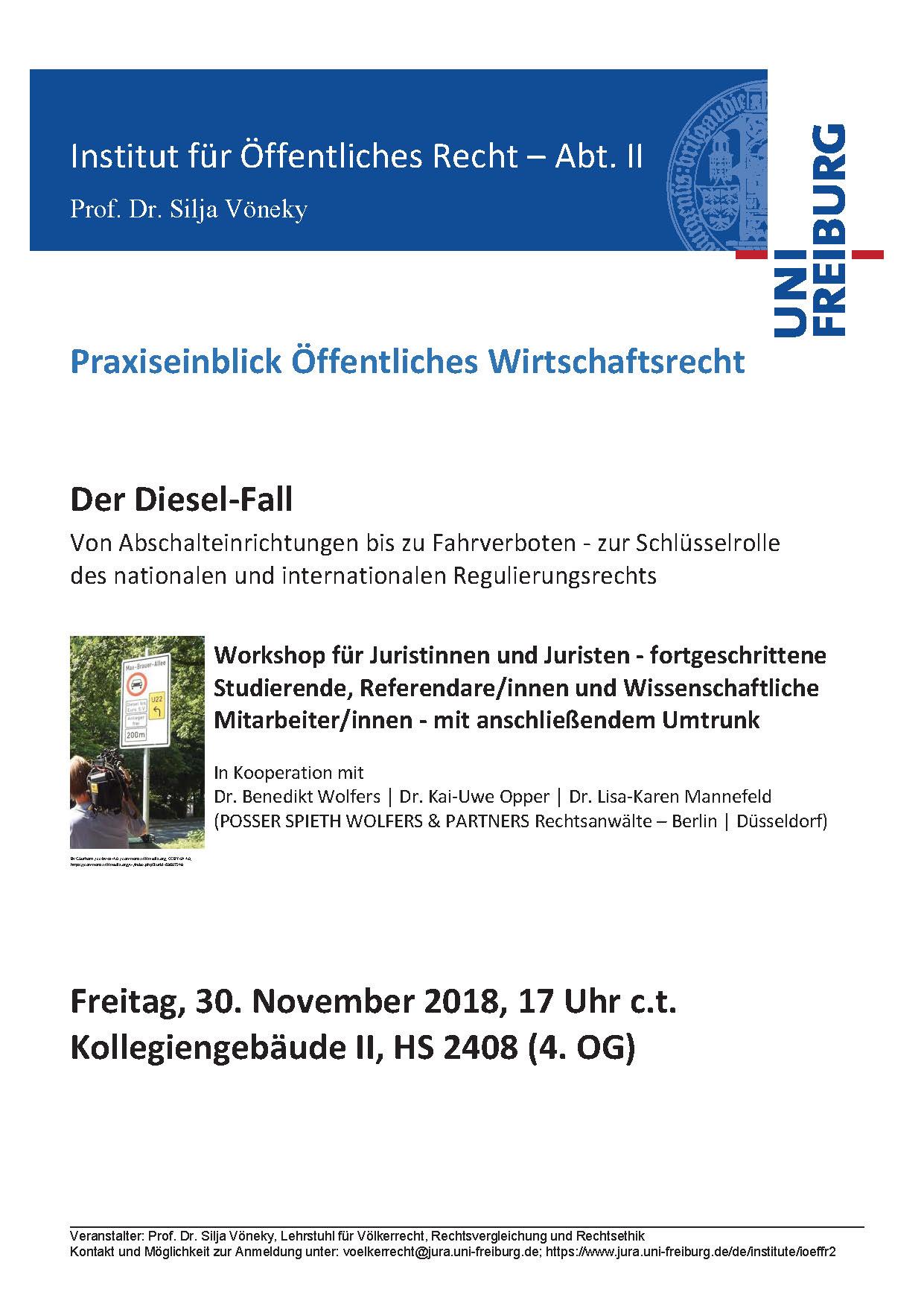 Plakat Diesel Workshop