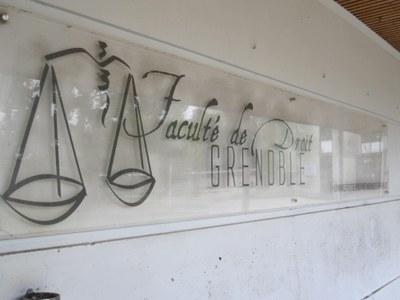 Faculté de Droit der Université Pierre-Mendès-France in Grenoble