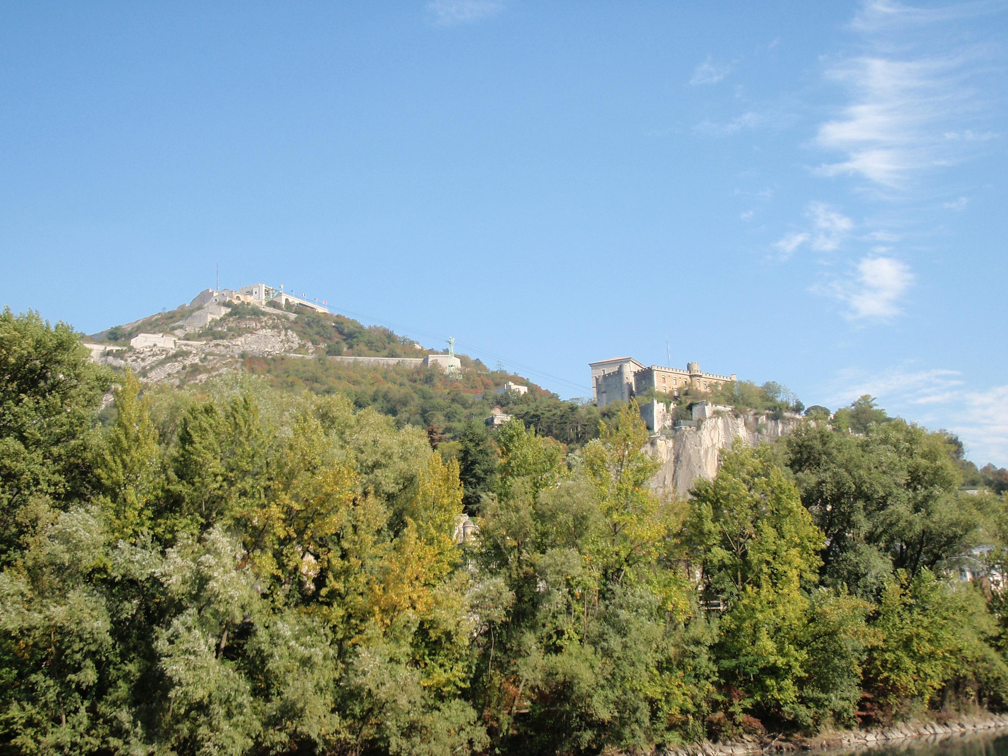 Blick auf die Bastille