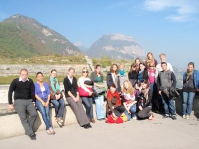 Teilnehmer der Studienfahrt 2010 (2)