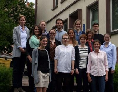 Team Institut 04.05.2015