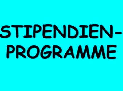 Grafik Stipendien-Programme II