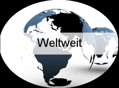 Übersicht Outgoings Weltweit